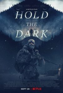Hold the Dark Netflix Poster