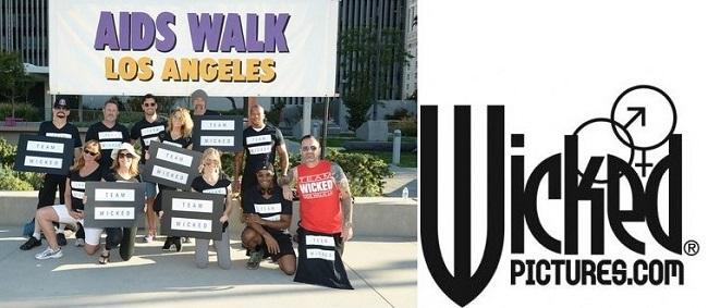 Jessica Drake, Team Wicked Raise $100K for AIDS Walk LA