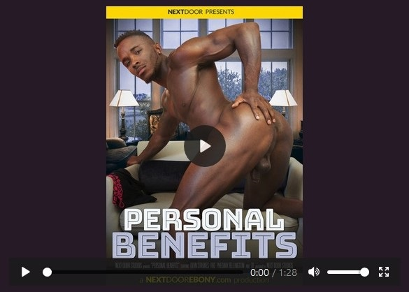 Personal-Benefits nsfw trailer