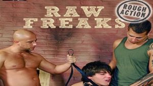 Raw Freaks Poster
