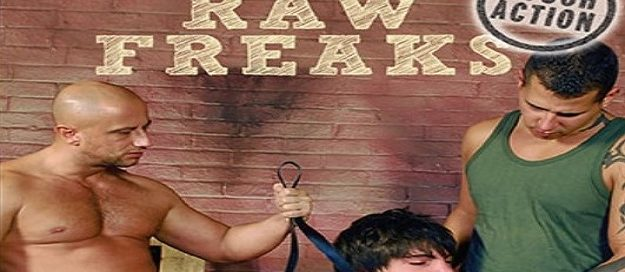 Raw Freaks Poster