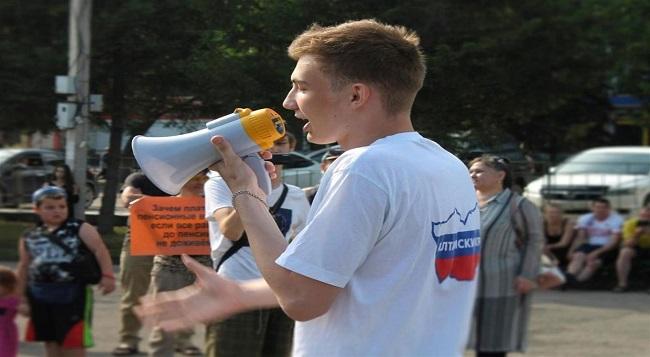 Russian Gay Teen Arrested for 'Gay Propaganda' Spreading