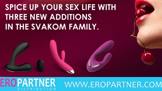 Svakom Latest Additions
