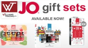 Williams Trading Co. Launch New System JO Gift Sets