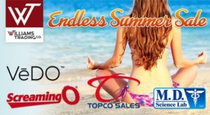 Williams Trading August Sale, Topco, MD Science and More