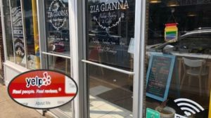 Zia Gianna Bakery & Caffe Anti-LGBT Yelp Review