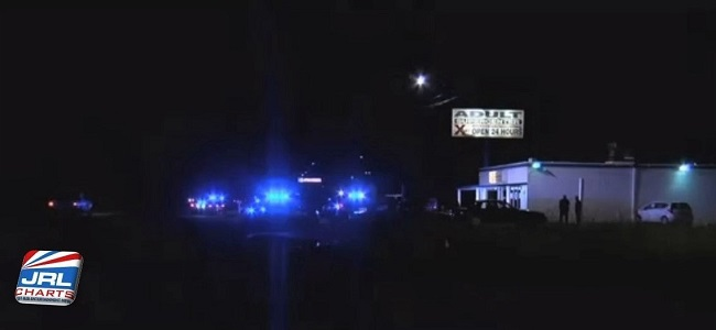 Adult Novelty Store Employee Shot