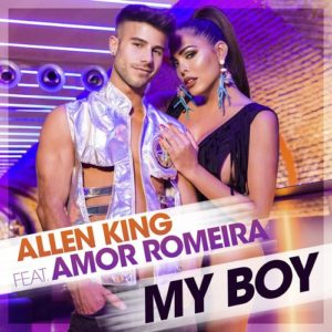 My Boy CD- Allen King feat. Amor Romeira