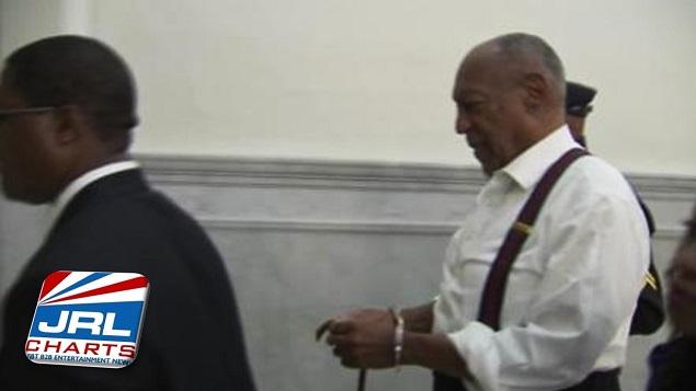 Bill Cosby taken into custody