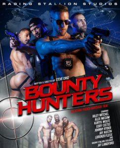 Bounty Hunter DVD 2018