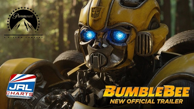 Bumblebee official trailer poster