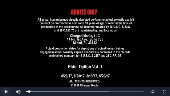 Elder Dalton - Chapter 1-4 - Movie Trailer