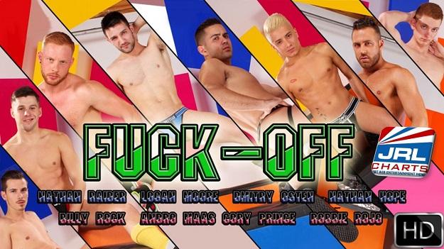 Fuck Off 2018 Poster UK Hot Jocks