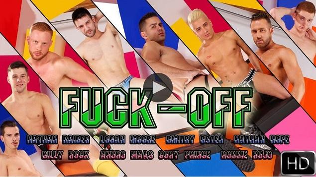 Fuck Off DVD Movie Trailer UK Hot Jocks