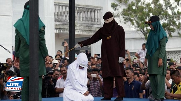 Malaysian Women Caned for Lesbian Sex
