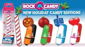 Rock Candy Toys Holiday Themed