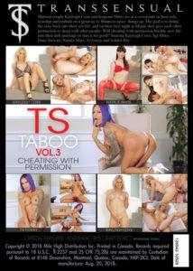 TS Taboo 3 DVD Backcover
