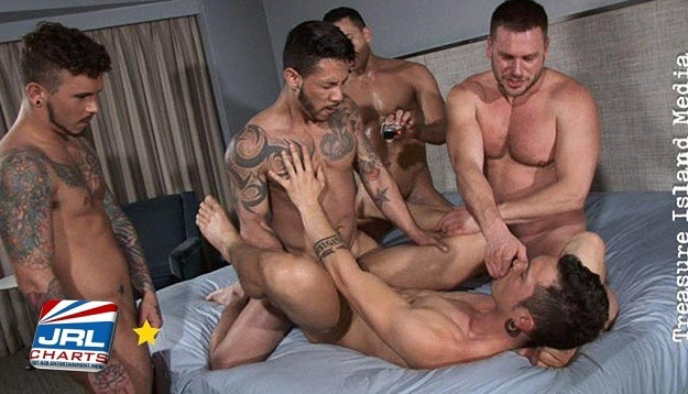 gang of five orgy