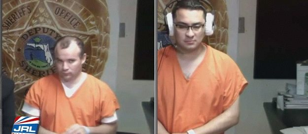 Two Priests Charged with Lewd Conduct Arrangment