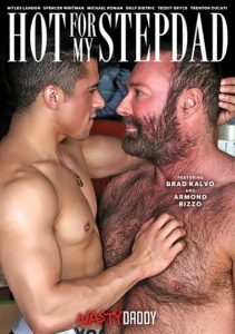 hot for my stepdad DVD