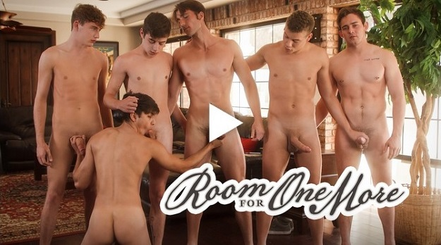 room for one more DVD movie trailer