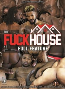 the fuck house DVD