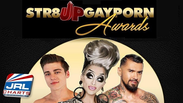 2nd Annual Str8UpGayPorn Awards Winners Announced