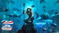 Aquaman - Extended Trailer - Jason Momoa-Warner Bros.