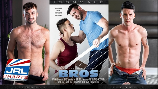 BROS - Billy Santoro - Nic Sahara - 100818