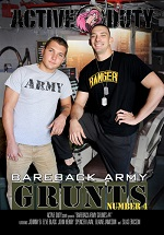 Bareback Army Grunts