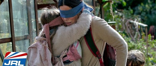 Bird Box 2018 - Sandra Bullock-Horror-Film-JRL-CHARTS-102418
