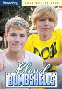 Blond Bomshells DVD - 8teenboy