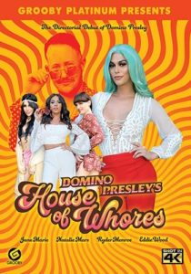 Domino'sPresley's House of Whors DVD