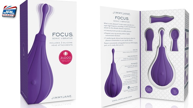 Focus by JimmyJane Packaging - 103118 Williams Trading Company