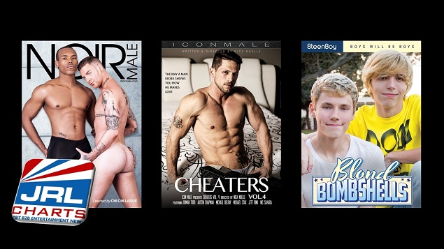 Gay Adult DVDs New Releases – October 22, 2018