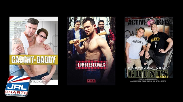 Gay Adult DVDs New Releases – October 9, 2018
