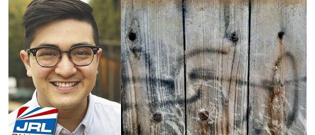 Gay Candidate Jason Galisatus Hate Crime Shock Redwood City