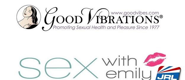 Good Vibrations Adult Store Chain Teams With Dr. Emily Morse