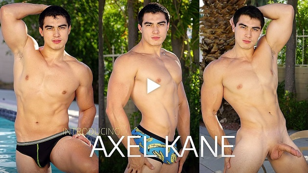 Introducing Axel Kane - trailer- PeterFever