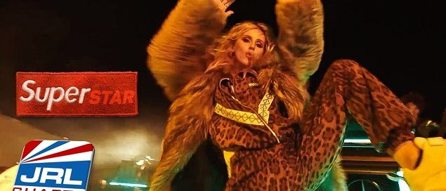 Loboda-SuperSTAR-Music-Video-Hits-21.5 Million Views-101318-JRL-CHARTS