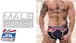 Male Power Debuts French Terry Underwear Collection