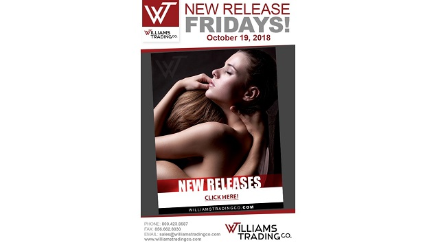 New Releases Fridays From Williams Trading Co