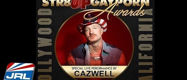 Rapper Cazwell Confirmed for 2nd Annual Str8UpGayPorn Awards
