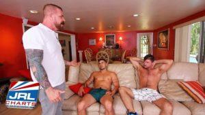Rocco Steele's Spring Broke, Jack Andy, Cesar Rossi, Gabriel Knight