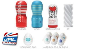 Tenga Collection Now Available at the Williams Trading Co.
