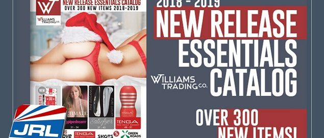 Williams Trading Co 2018-19 Essentials Catalog Now Available