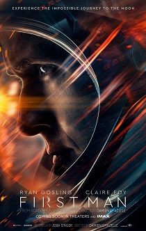 First Man Theatrical Poster 2018