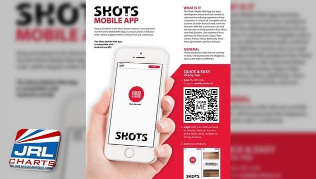 shots mobile app debuts at eroFame