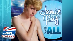 8teenboy Exclusive Jamie Ray is Jaw Dropping In Jamie Takes All