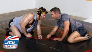 Alex Mecum & Jacob Peterson Star In Premier of 'Hit The Mat'
